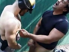 Ass Plowed Gay Motorist