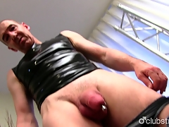 Mature Honest Person Marc Masturbating