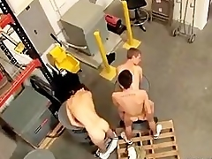 Get fucked at work Part 3