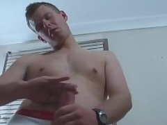 Cody Is A Hungry Aussie Surfer Dude With A Really Big Uncut Cock