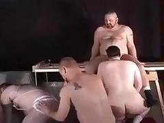 Tolerate Orgy scene 2