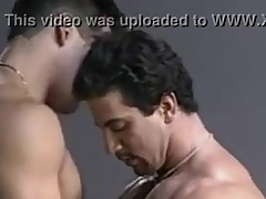 Latin gay makes adulate to his boyfriend